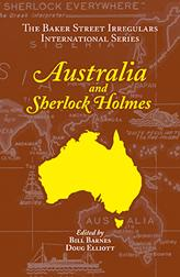 Australia and Sherlock Holmes cover